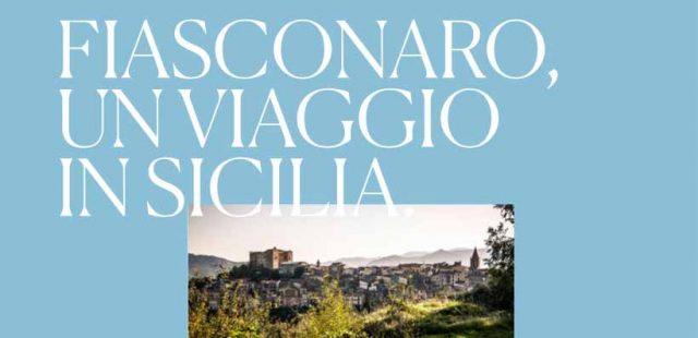 Fiasconaro, Un Viaggio in Sicilia